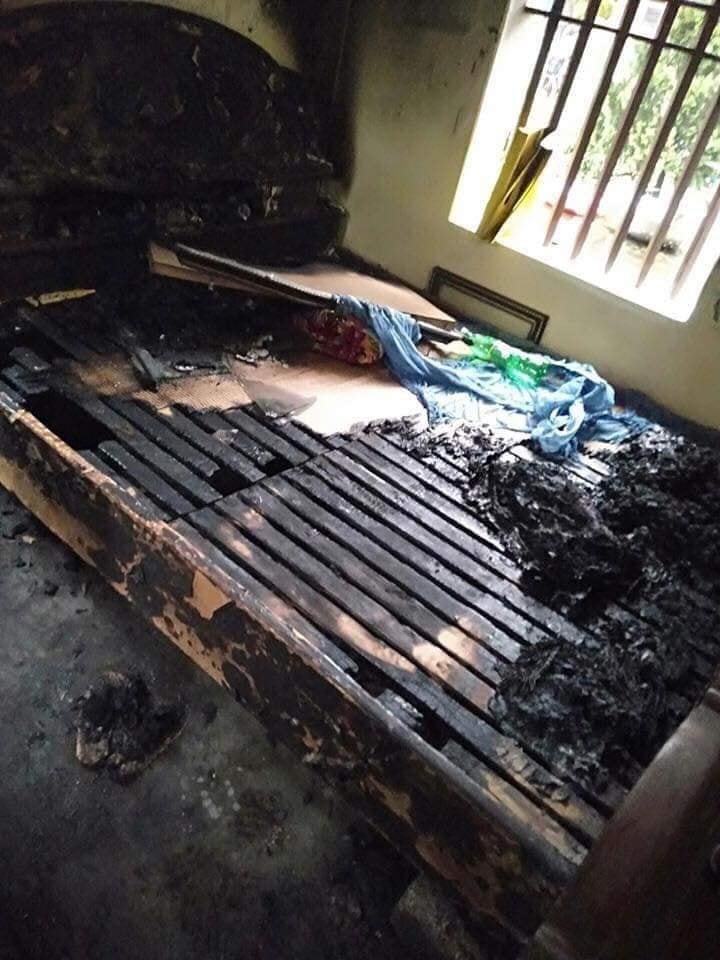 Hà Nam: Con gái phóng hỏa đốt nhà giữa đêm thiêu sống bố mẹ 2