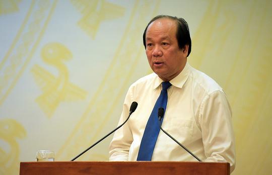 Bộ trưởng Mai Tiến Dũng lên tiếng về việc đón Đoàn Thị Hương về nước rình rang 1