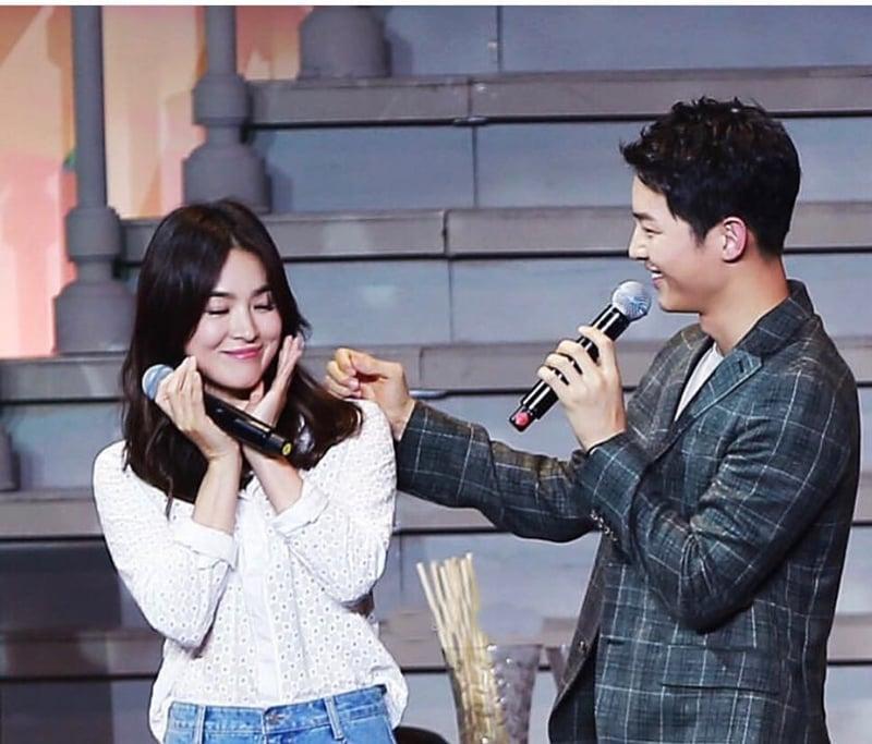 Trước tin đồn ngoại tình, Song Hye Kyo từng có vị trí đặc biệt trong mắt Song Joong Ki 1