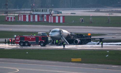 Vụ tai nạn máy bay Nga bốc cháy: Tìm kiếm thông tin người Việt 2