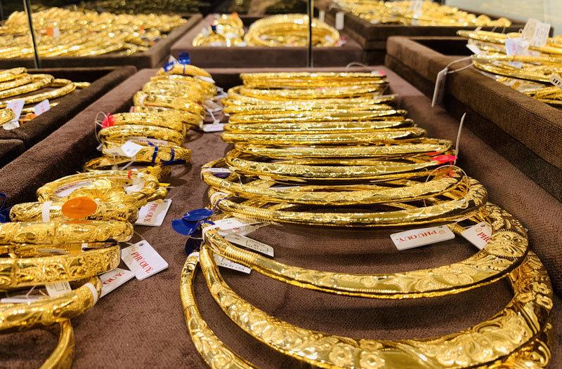 Giá vàng hôm nay ngày 7/5/2019: Vàng suy giảm khi Trump đe dọa tăng thuế 1