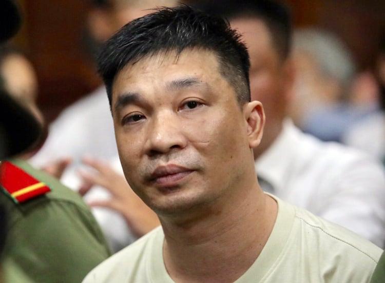 Sự bình thản đến lạnh người của Văn Kính Dương trong 2 ngày xét xử 5