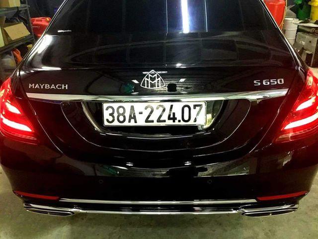Hé lộ danh tính nữ đại gia Hà Tĩnh bỏ 17 tỷ đồng sở hữu siêu xe Maybach S650 2019  2