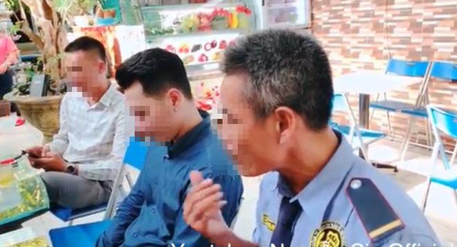 Việt kiều dắt chó đi dạo xúc phạm người bảo vệ già đã đến tận nơi xin lỗi 3