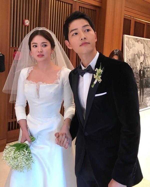 Sự rạn nứt của Song Hye Kyo và Song Joong Ki đã được tiên đoán từ trước? 1
