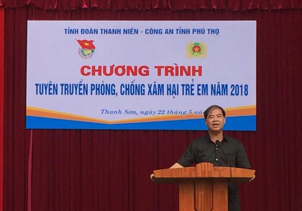 Đề nghị truy tố thầy Hiệu trưởng dâm ô hàng loạt nam sinh ở Phú Thọ 2