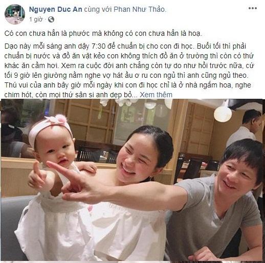Chồng đại gia của Phan Như Thảo quyết nuôi con hà khắc, muốn gì tự kiếm tiền mà mua 1