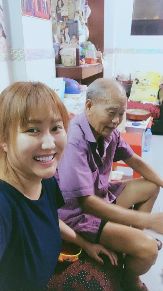 Phi Thanh Vân nghẹn ngào tiễn biệt bố qua đời, không kịp bên ông lần cuối 3